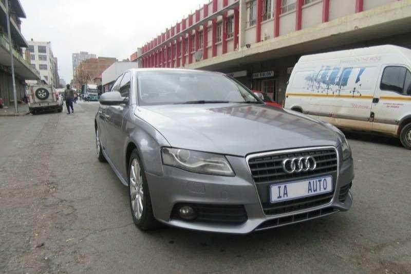 Audi A4 1.8T Attraction multitronic 2011