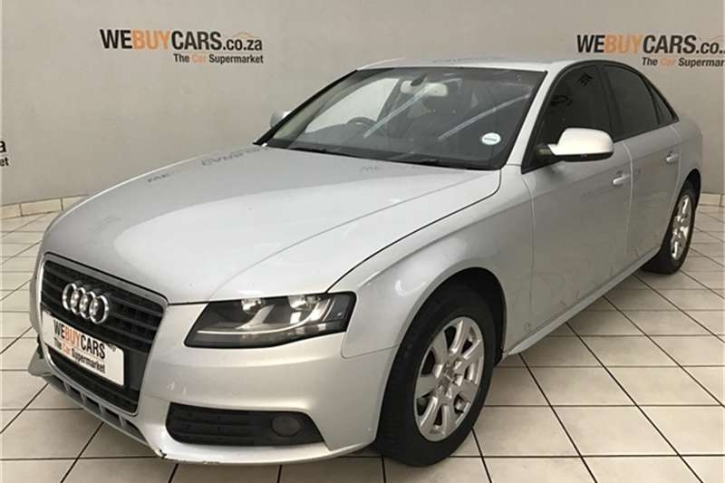 Audi A4 1.8T Attraction multitronic 2011