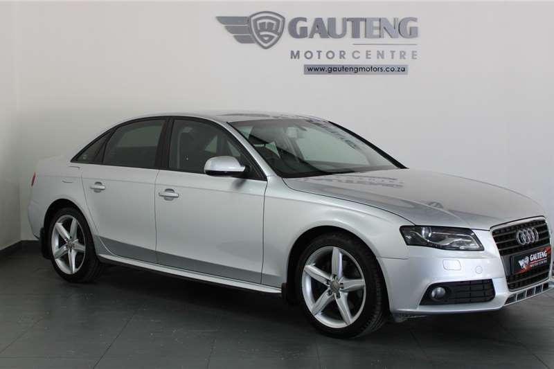 Used 2011 Audi A4 1.8T Attraction multitronic
