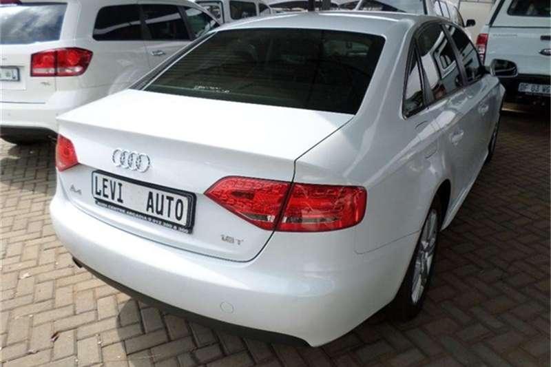 Audi A4 1.8T Attraction multitronic 2012