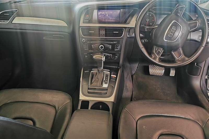Audi A4 1.8T Attraction multitronic 2013