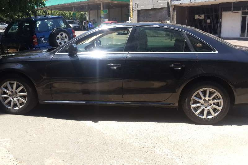 Used 2014 Audi A4 1.8T Attraction multitronic