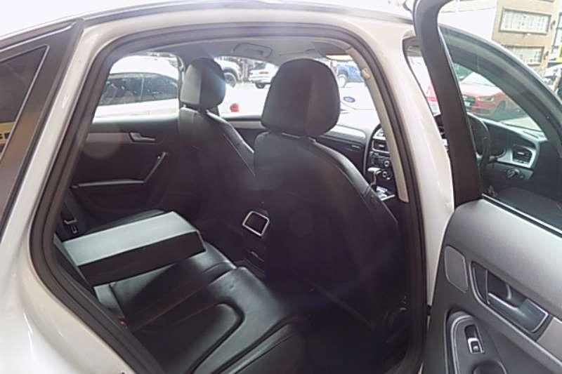 Audi A4 1.8T Attraction multitronic 2014