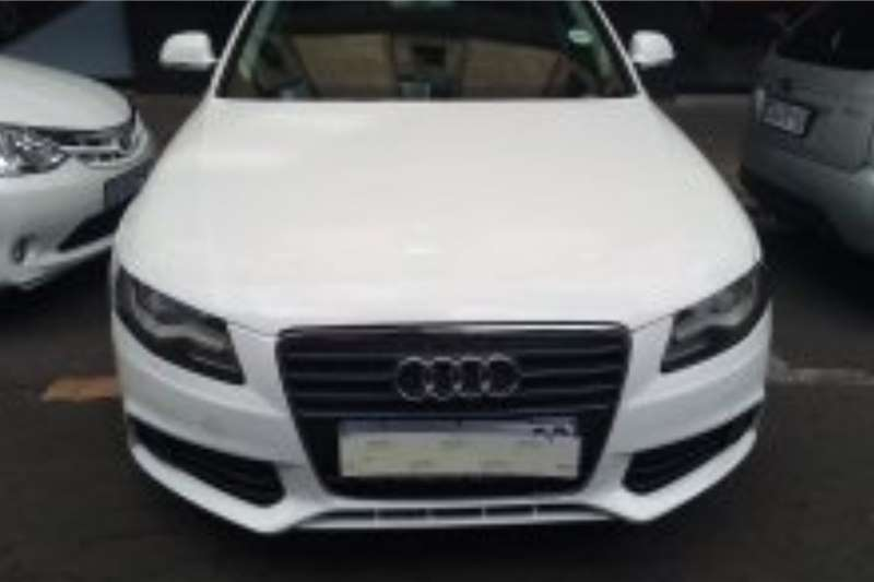 Audi A4 1.8T Attraction multitronic 2014