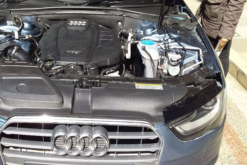Used 2015 Audi A4 1.8T Attraction multitronic