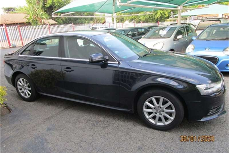 Audi A4 1.8T Auto 2012