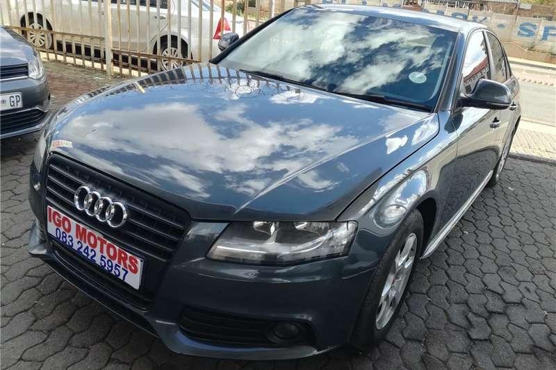 Used 2010 Audi A4