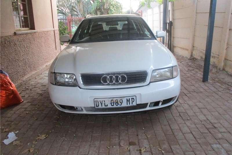 Audi A4 1.8T Avant 1999