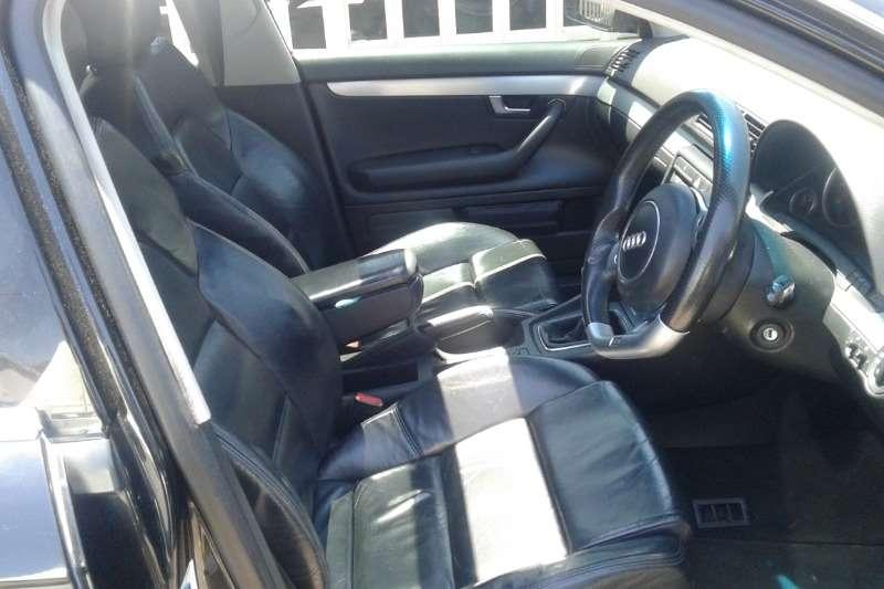 Audi A4 1.8T Avant 2007