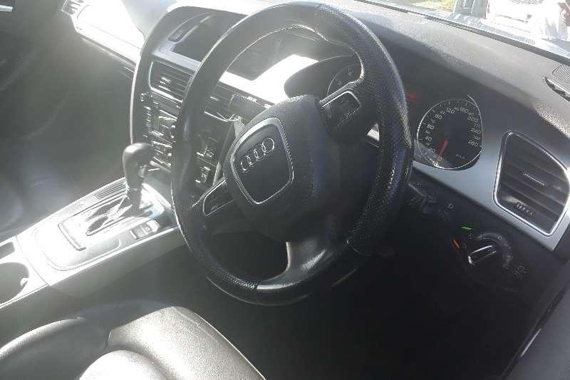 Audi A4 1.8T Avant 2010