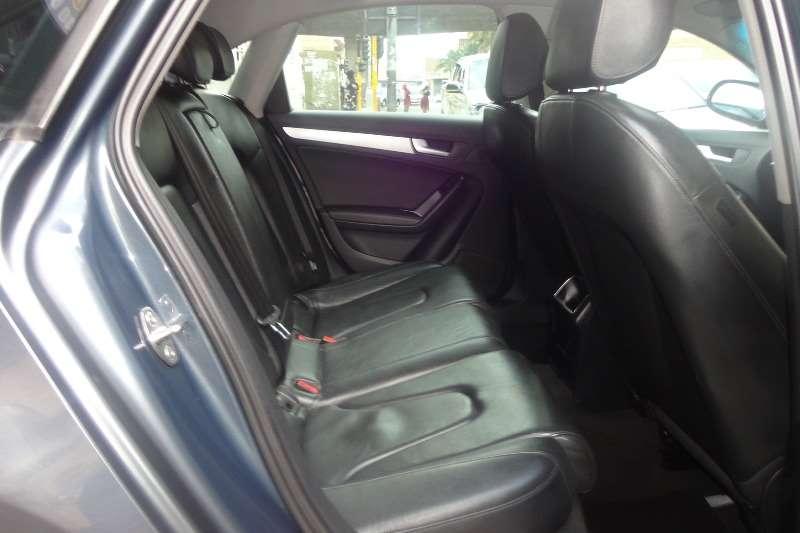 Audi A4 1.8T Avant 2011