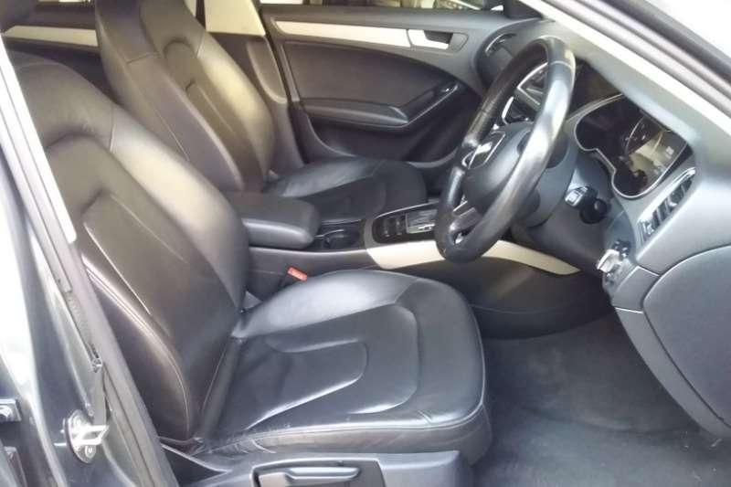 Audi A4 1.8T Avant 2012