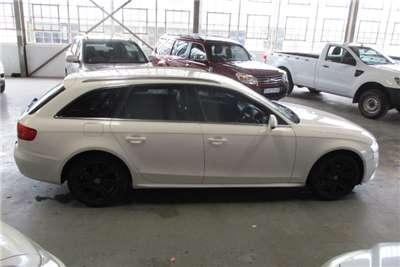 Audi A4 1.8T Avant Ambition 2012