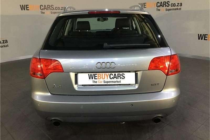 Audi A4 1.8T Avant Multitronic 2005