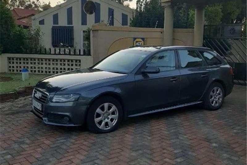 Audi A4 1.8T Avant Multitronic 2011