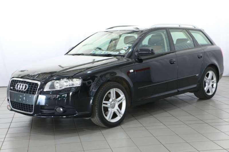 Audi A4 1.8T AVANT MULTITRONIC (B7) 2008