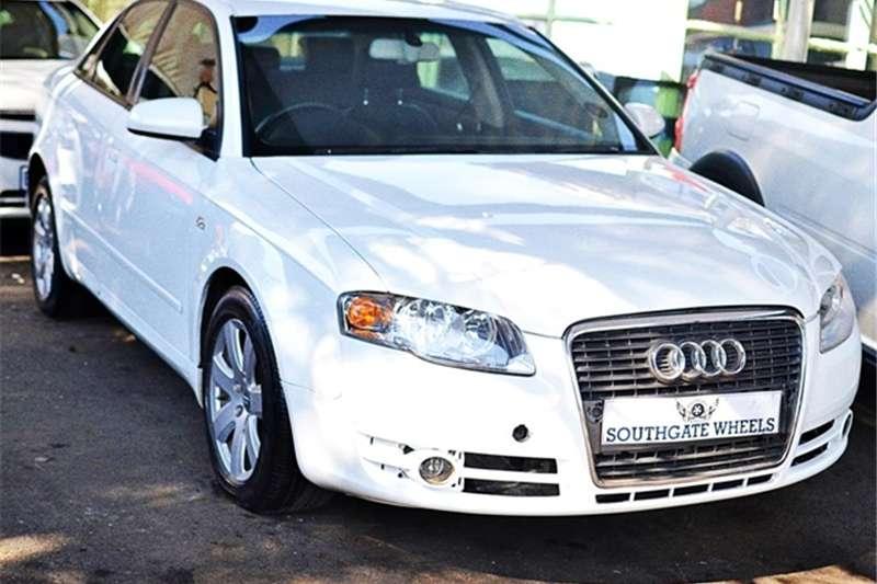 Audi A4 1.8T (B7) 2007