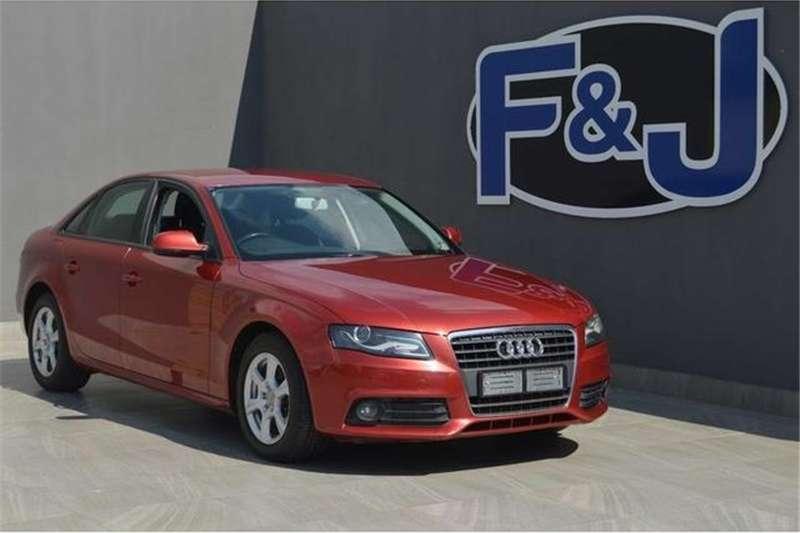 Audi A4 1.8T Facelift 2011
