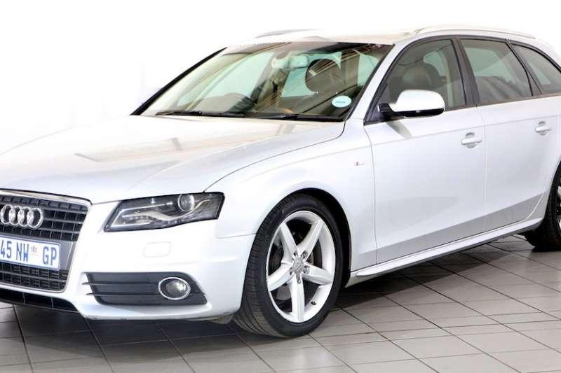Audi A4 1.8T FSI 2011