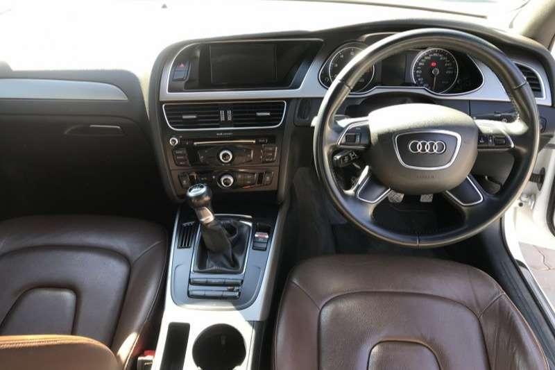 Audi A4 1.8T FSI 2015