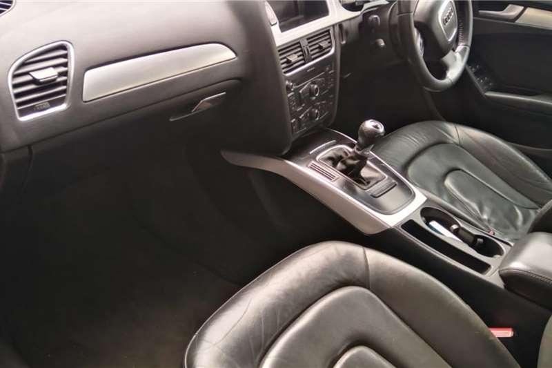 Audi A4 1.8T manual 2009