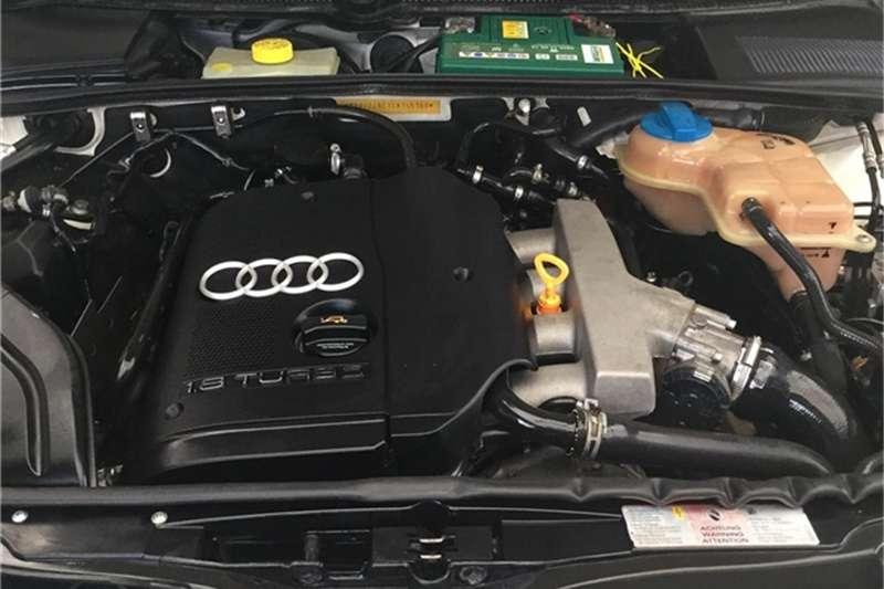 Audi A4 1.8T Multitronic 2004