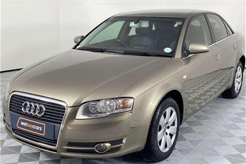 2006 Audi A4 A4 1.8T Multitronic