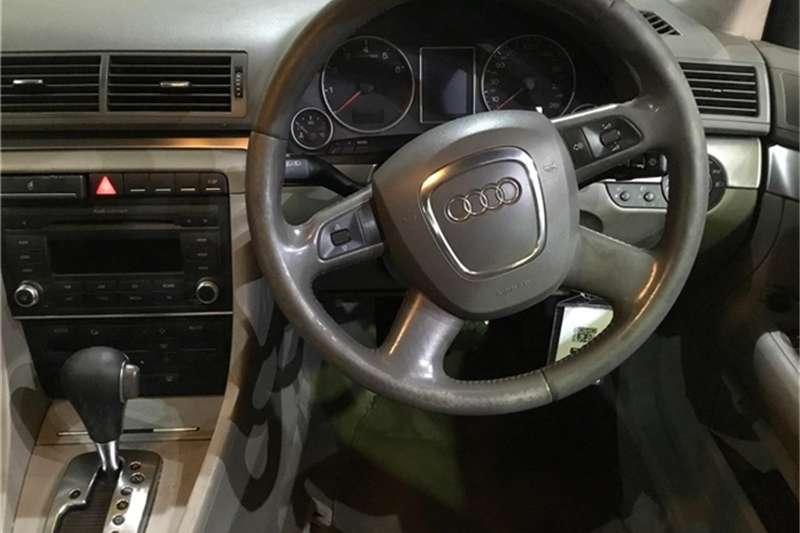Audi A4 1.8T Multitronic 2008