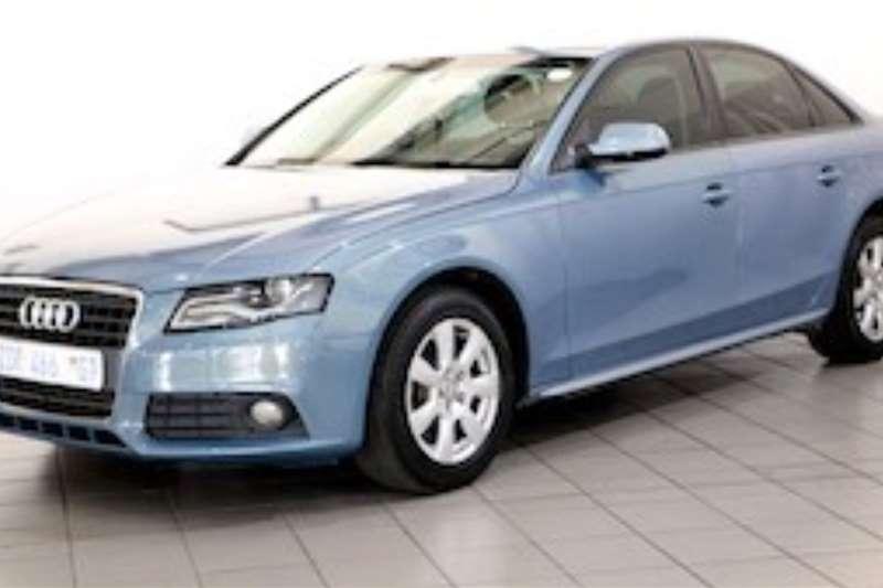 Audi A4 1.8T Multitronic 2010
