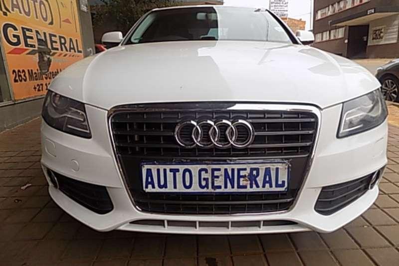 Audi A4 1.8T Multitronic 2011