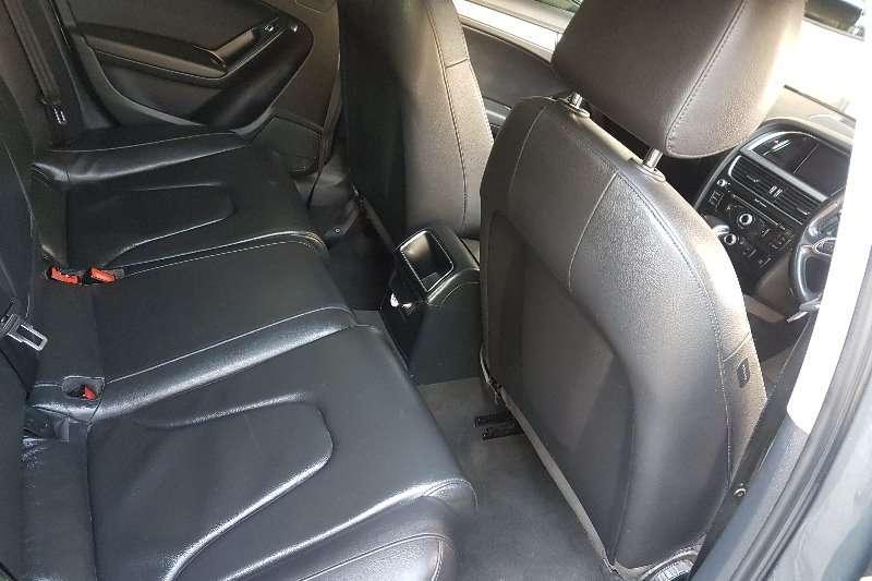 Audi A4 1.8T Multitronic 2012
