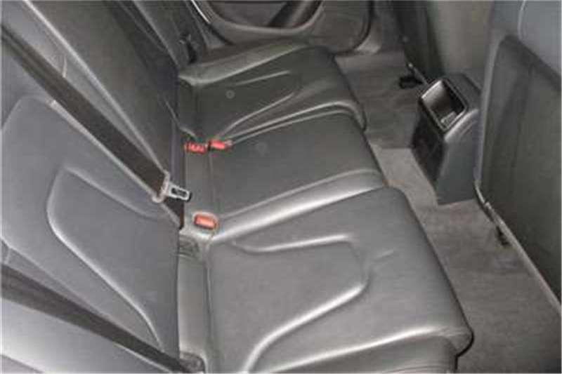Audi A4 1.8T Multitronic 2013