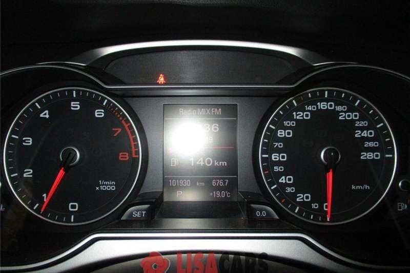 Audi A4 1.8T Multitronic 2014