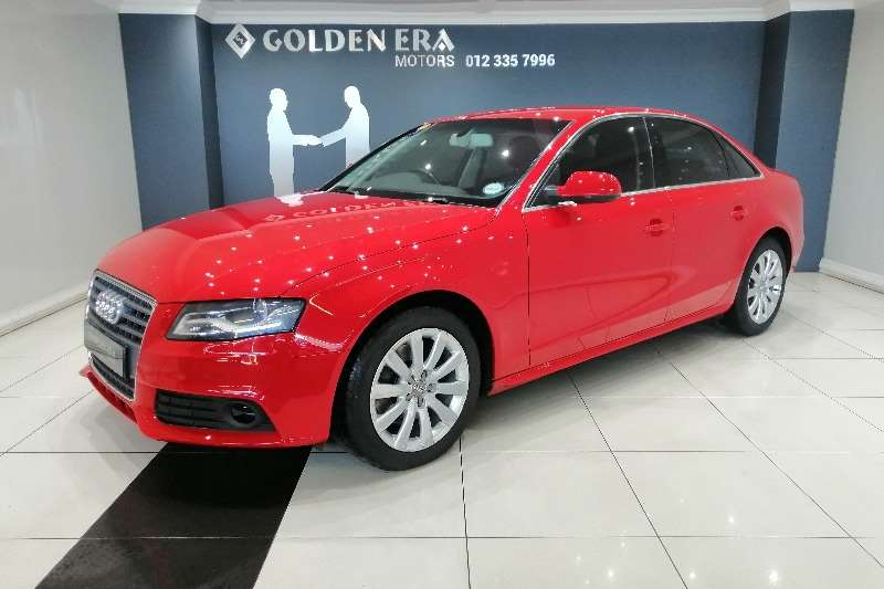 Audi A4 1.8T Multitronic Attraction 2011