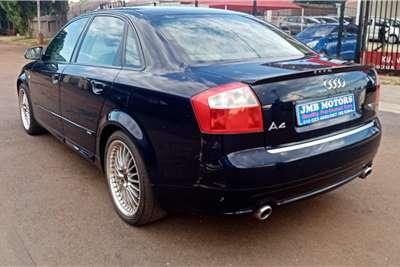 2006 Audi A4 A4 1.8T S