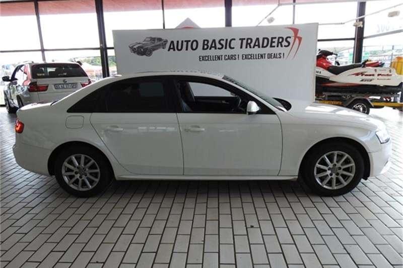 Audi A4 1.8T S 2012