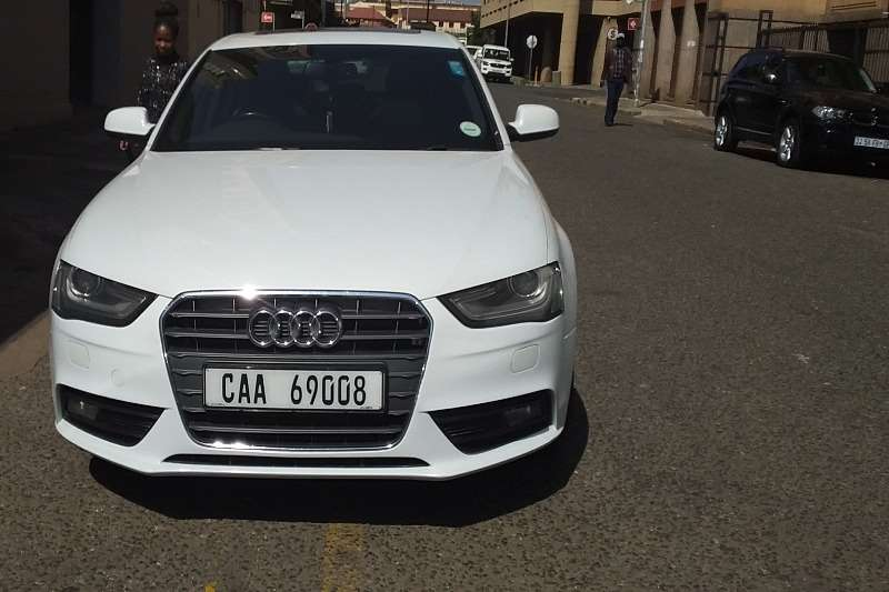 Used 2013 Audi A4 1.8T S