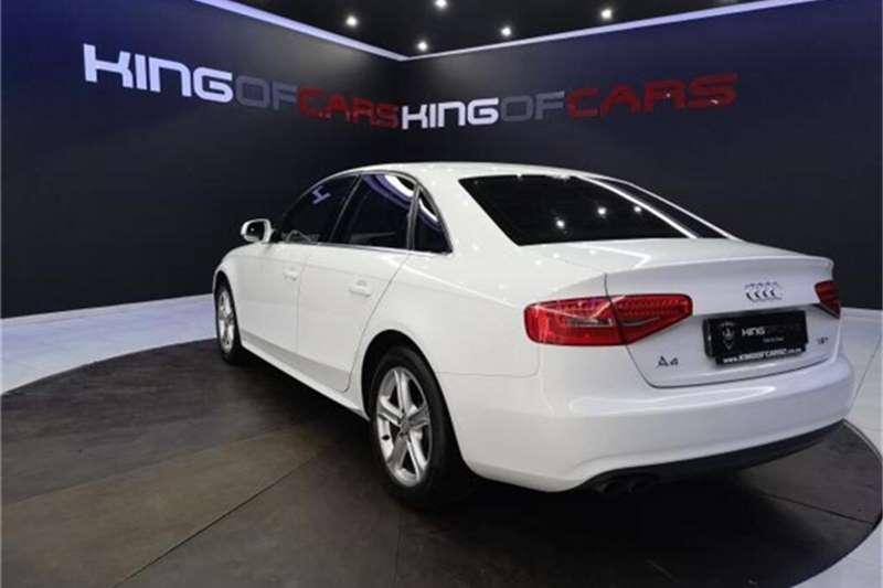 Audi A4 1.8T S 2013