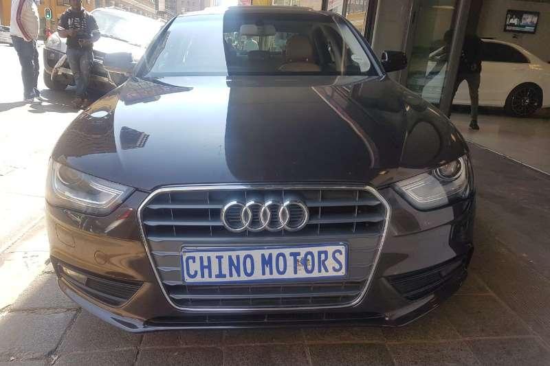 Audi A4 1.8T S 2015