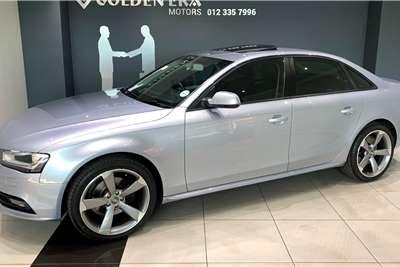 Audi A4 1.8T S 2016