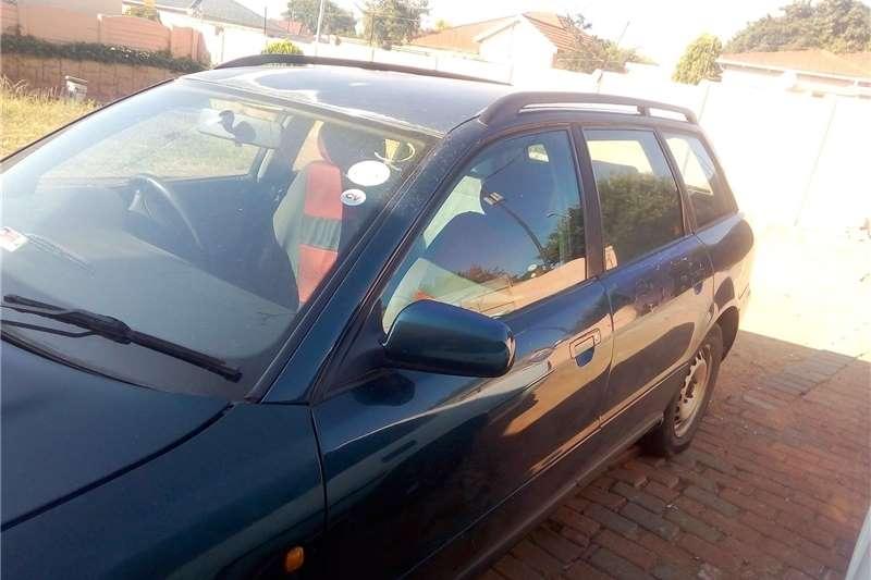 Audi A4 1.8T S auto 1999
