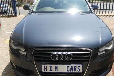 Audi A4 1.8T S auto 2009