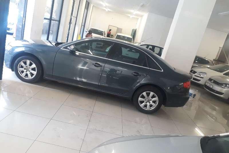 Audi A4 1.8T S auto 2010