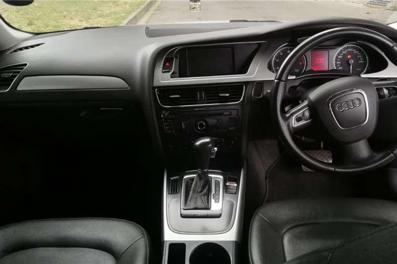 Used 2011 Audi A4 1.8T S auto