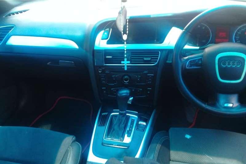 2011 Audi A4 A4 1.8T S auto