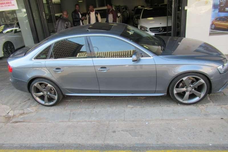 Used 2012 Audi A4 1.8T S auto