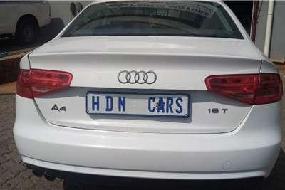 Audi A4 1.8T S auto 2012