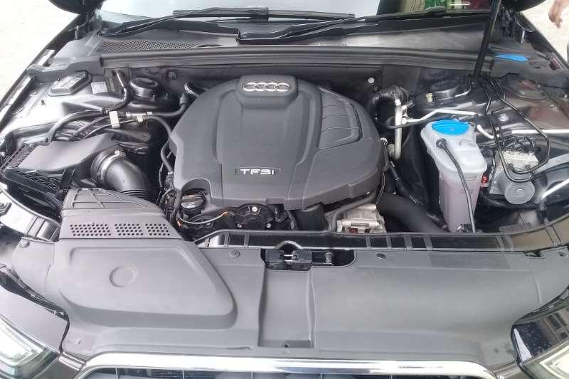 Audi A4 1.8T S auto 2013