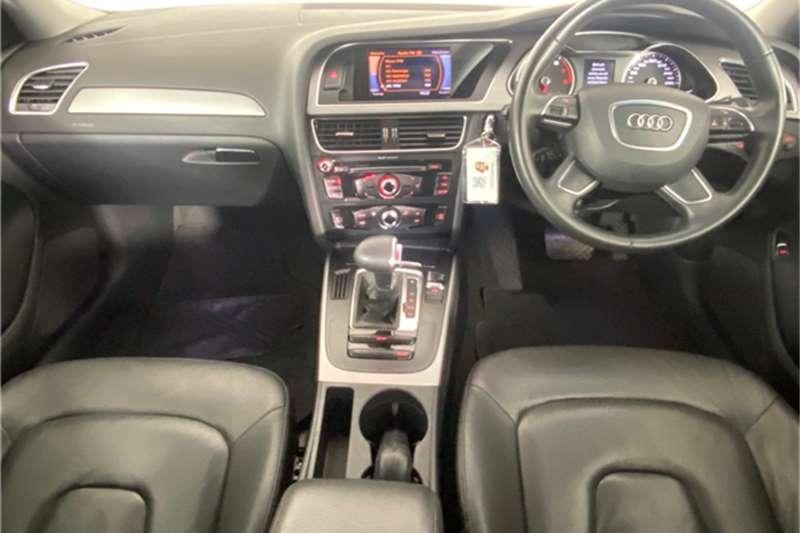 2013 Audi A4 A4 1.8T S auto