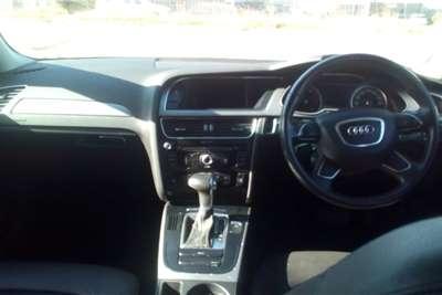 Audi A4 1.8T S auto 2014